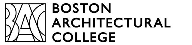 Logo for Boston Architectural College
