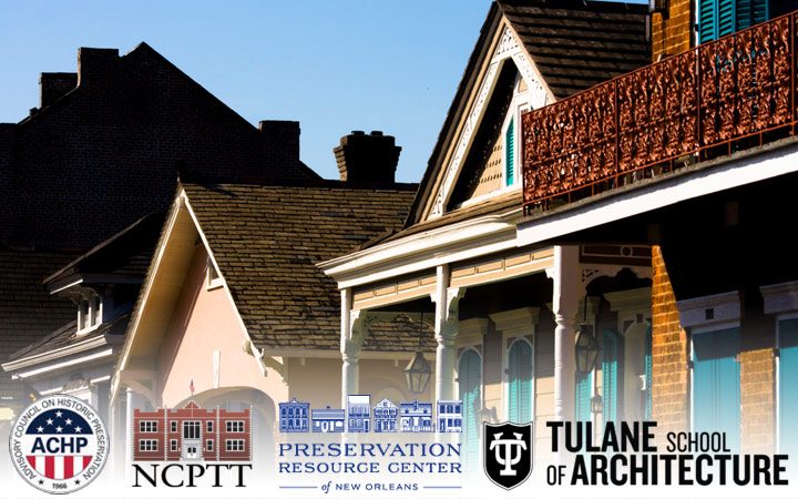Linked image for Featured Conference - 8th National Forum on Historic Preservation Policy - April 16-17, 2021